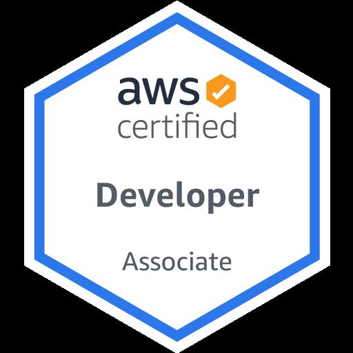 AWS Certified Developer - Associate Logo