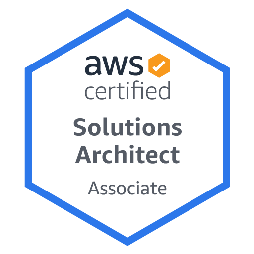AWS Certified Solutions Architect - Associate Logo